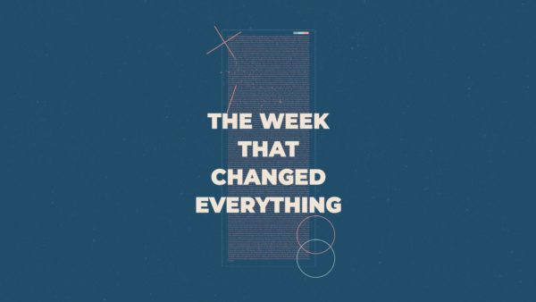 The Week That Changed Everything #2 Image