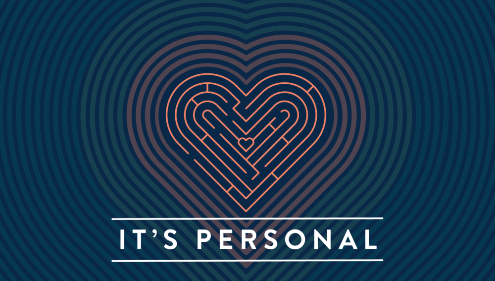 It\'s Personal