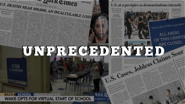 Unprecedented #5 Image
