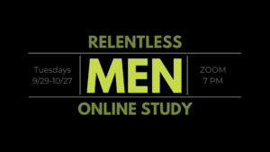 RC Men Small Group