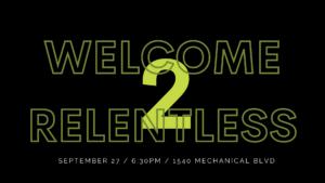 Welcome 2 Relentless